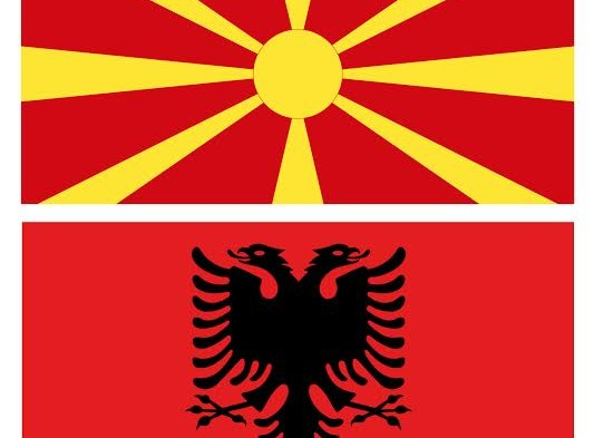 Reaction After Post about Macedonian Independence