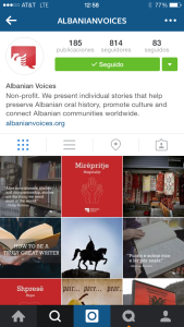 albanianvoices