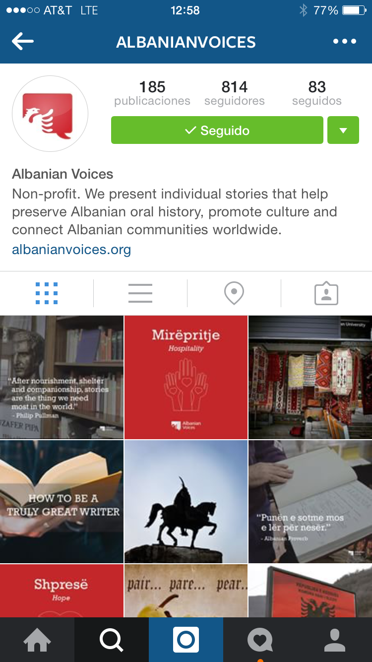 10 Best Albanian Instagram Accounts To Follow | Albanian Voices